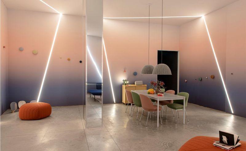 salone del mobile Salone del Mobile – The Best Trends For Your Dining Room Salone del Mobile The Best Trends For Your Living Room 4