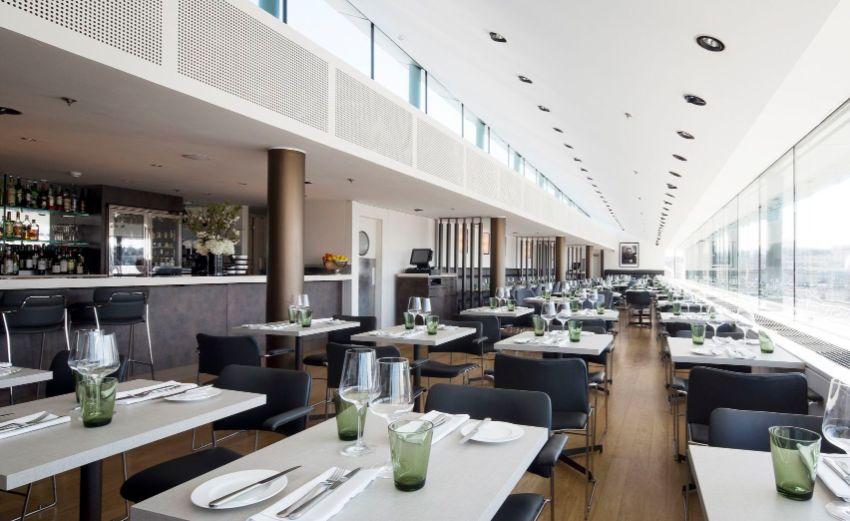 Unique Restaurants Inside Art Galleries unique restaurants Unique Restaurants Inside Art Galleries detail PortraitRestaurant