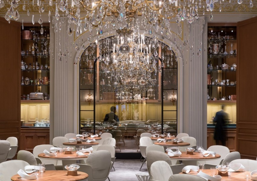 Luxury Restaurants To Eat Around The World luxury restaurants Luxury Restaurants To Eat Around The World image galerie media restau athen 002 b736c
