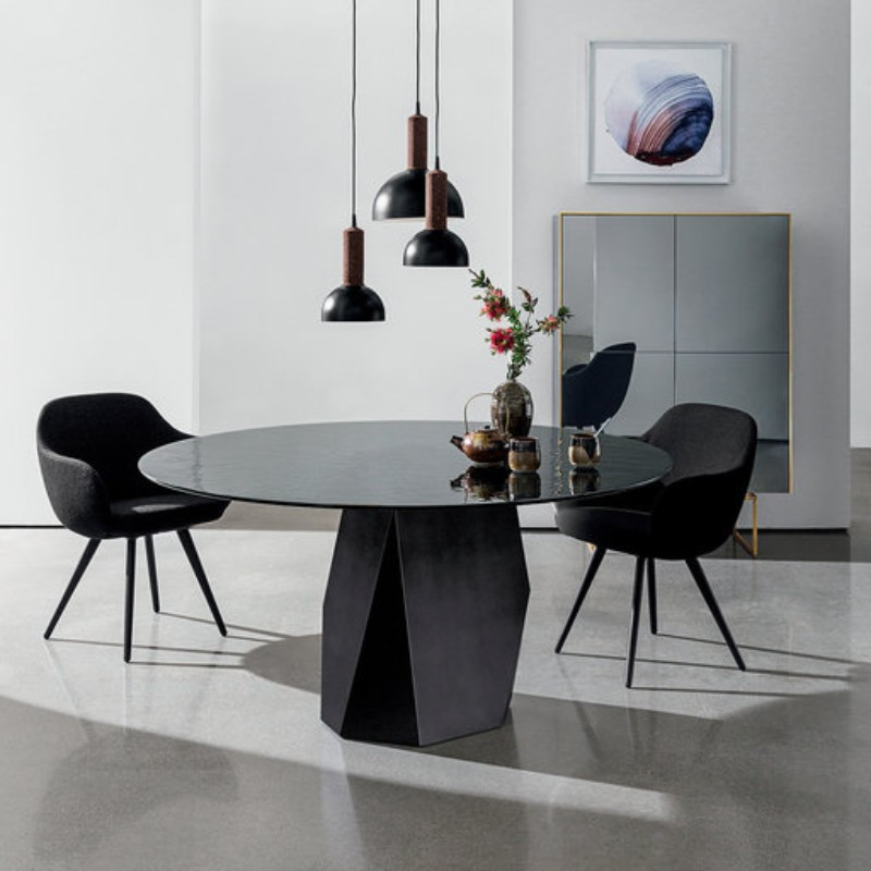 dining tables Best Materials for Contemporary Dining Tables metal