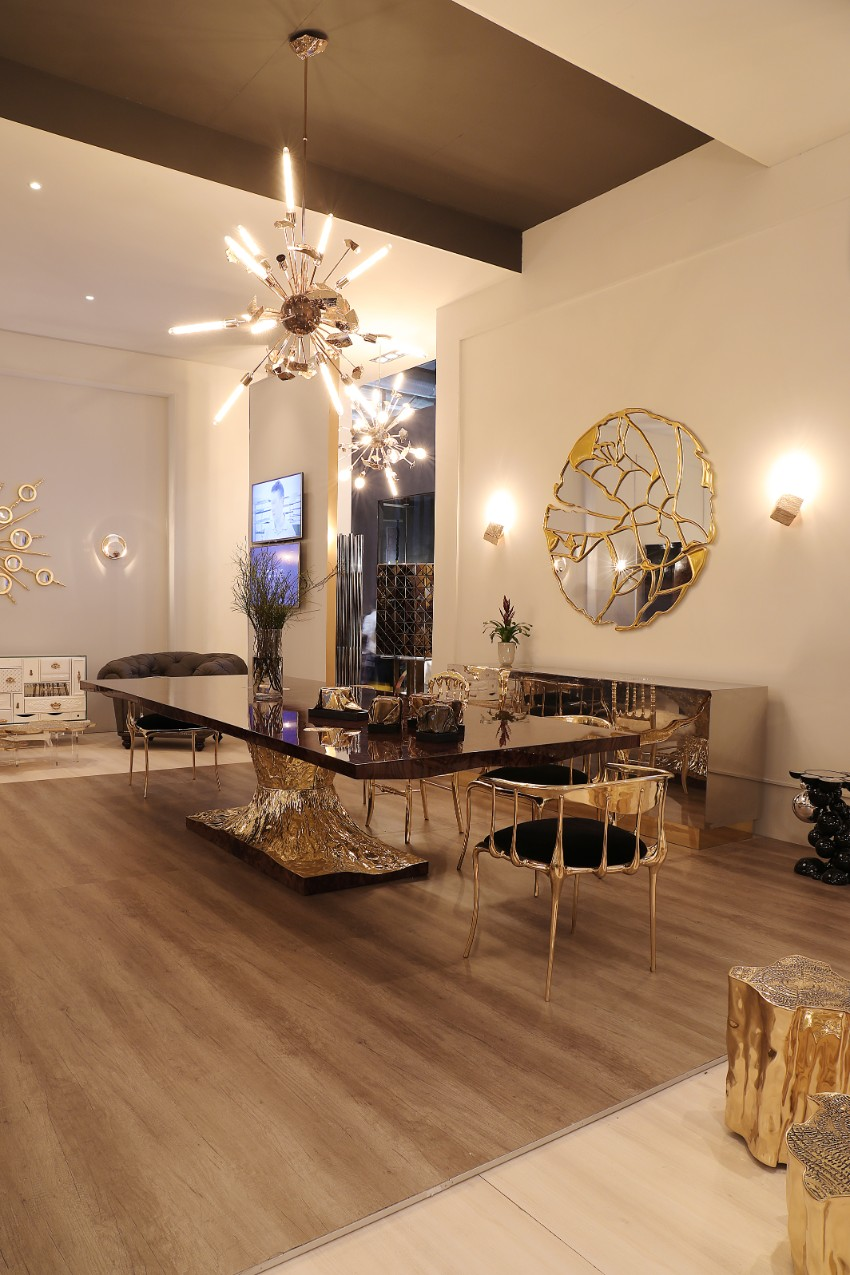 Salone Del Mobile 2019 – Dining Room Design by Boca do Lobo
