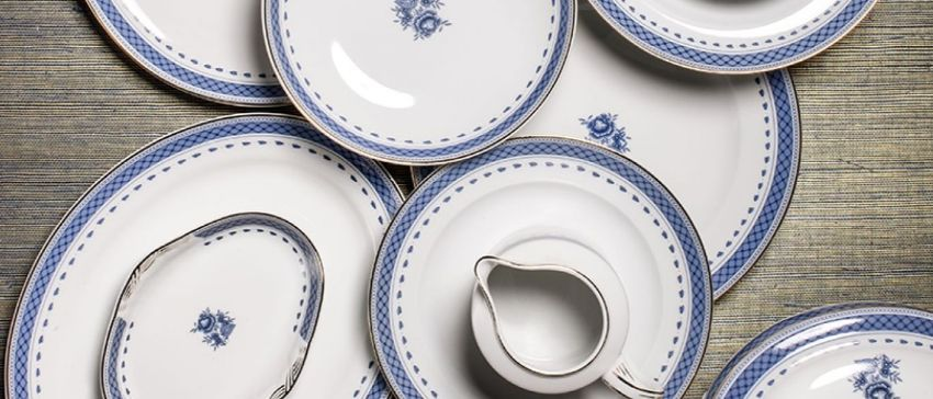 High-End Luxury Tableware Brands