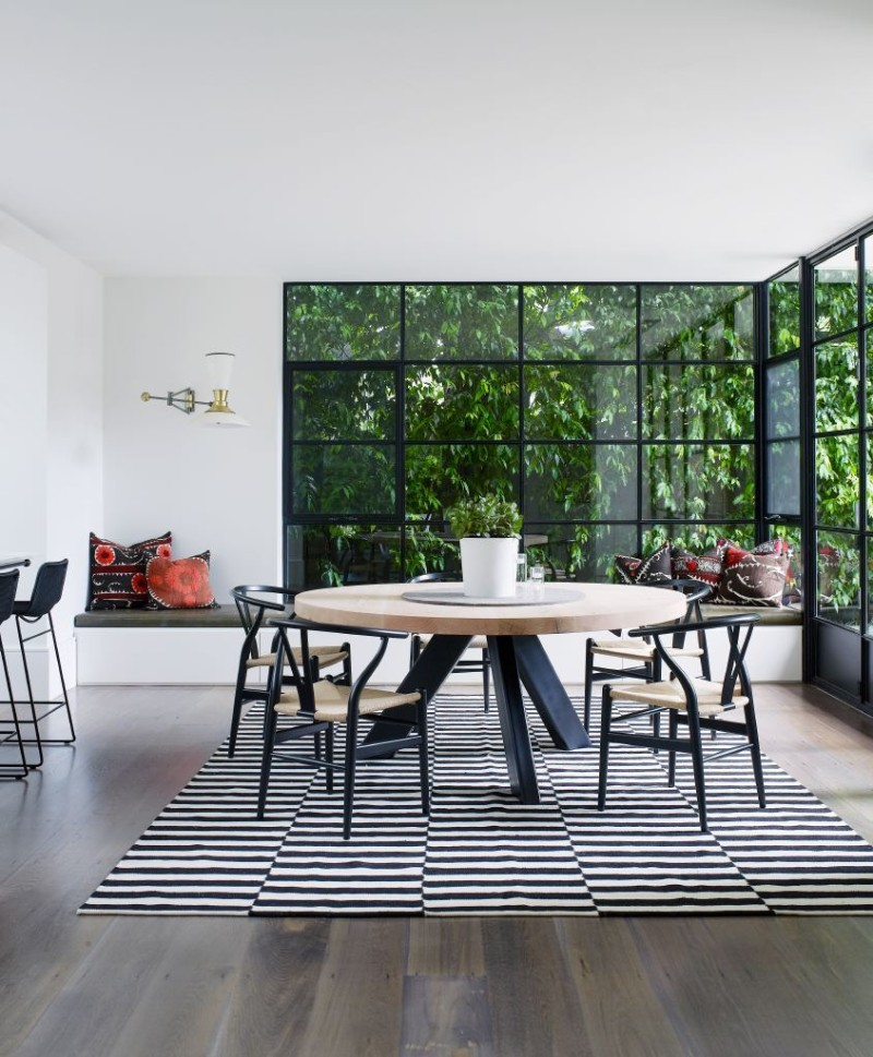 dining room Best Ideas for Your Dining Room Walls windows