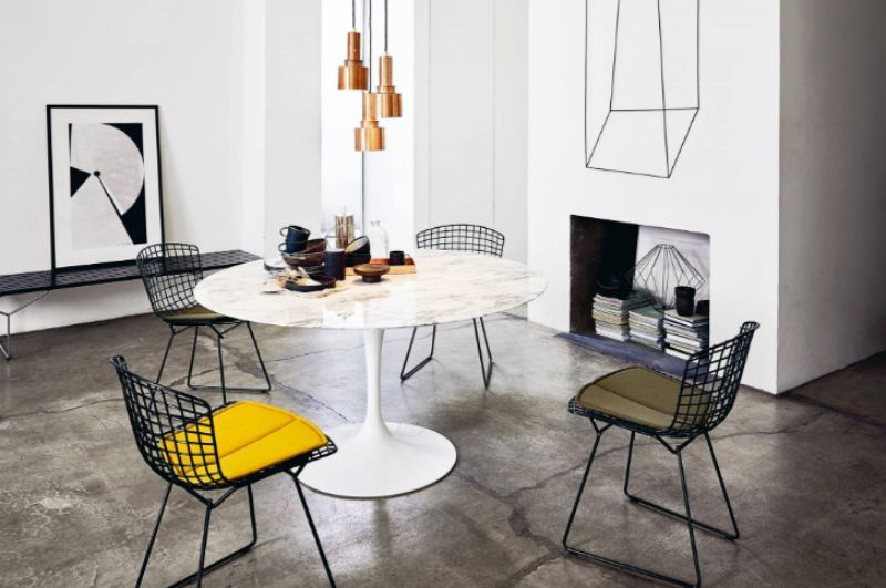 Contemporary Dining Tables At Nordiska Galleriets