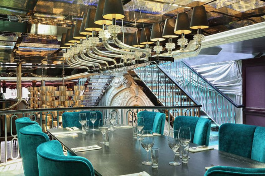 The Importance of Interior Design In Restaurants interior design The Importance of Interior Design In Restaurants Interesting restaurant interiors from around the world2  700