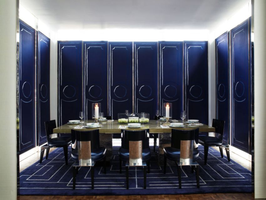 Modern Dining Rooms By David Collins