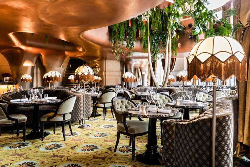 Coco: The Luxury Restaurant Inside Opéra Garnier