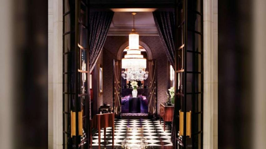 The Best High-end Restaurants In Las Vegas high-end restaurants The Best High-end Restaurants In Las Vegas mgm grand restaurant joel robuchon exterior entrance  2x