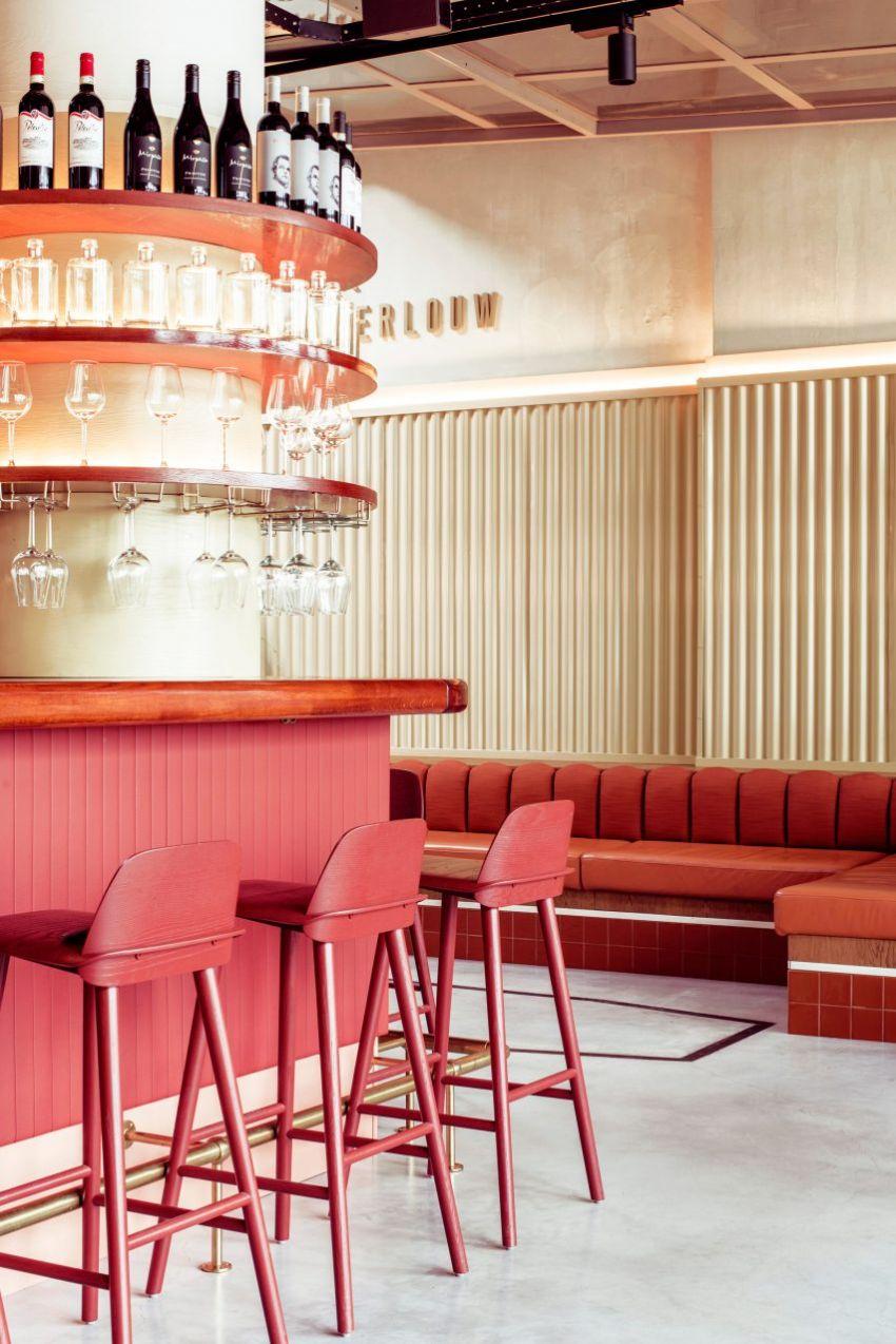 luxury restaurant Garage Pompen & Verlouw: From a Former Garage to a Luxury Restaurant studio34south interior design pompen verlouw4