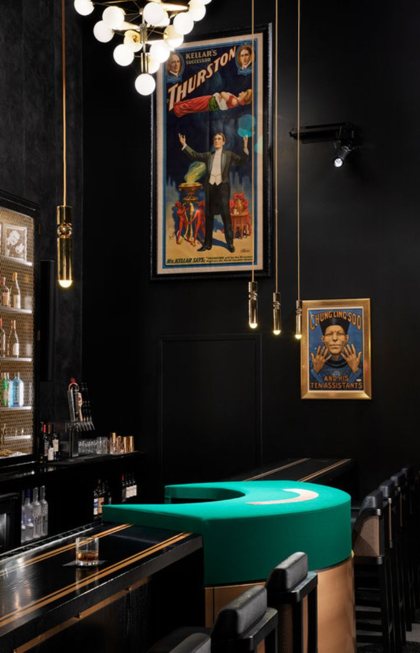 Chicago Magic Lounge: Luxury Design Experience by Twofold Studio