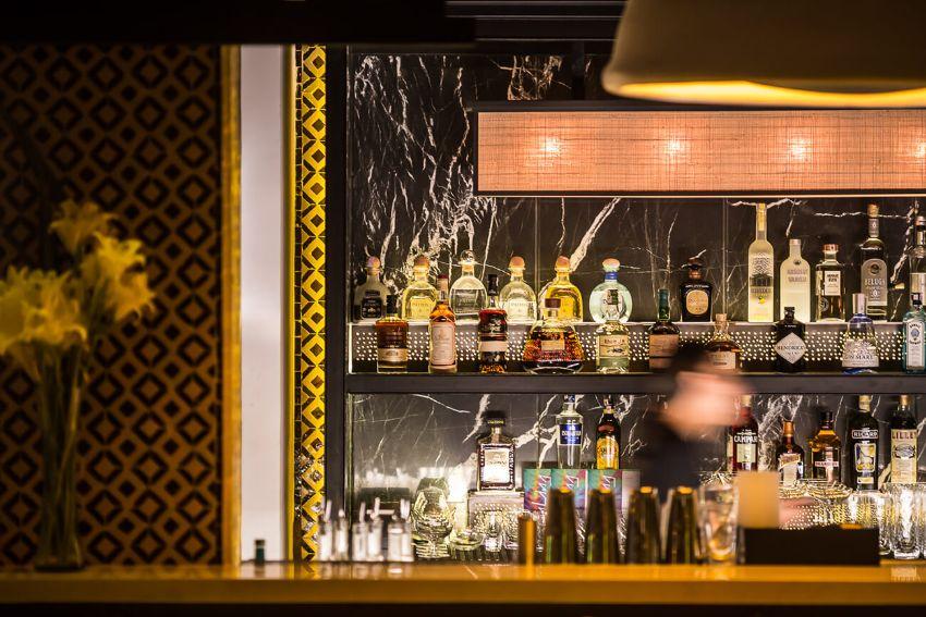 Ling Ling Marrakech: Modern Restaurant Inside the Mandarin Oriental Hotel