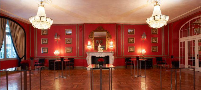 Interior Design Upgrade Of Westin Palace in Madrid by Areen Design interior design Interior Design Upgrade Of Westin Palace in Madrid by Areen Design Westin Palace Areen Design 7
