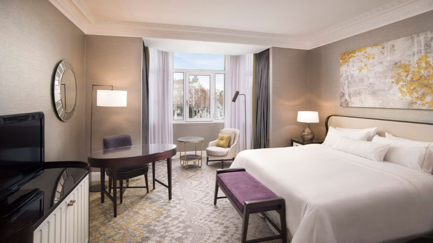 Interior Design Upgrade Of Westin Palace in Madrid by Areen Design