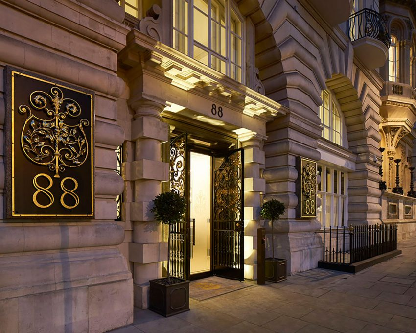88 St James: Luxury Design by Katharine Pooley