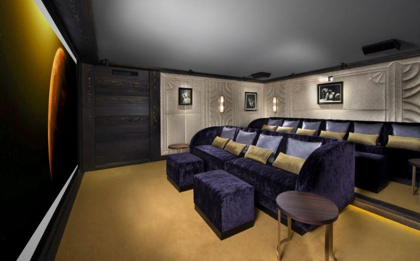 Luxury Ski Chalet – Interior Design by Wilkinson Beven