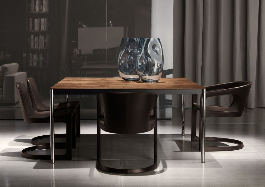 Modern Dining Tables by Gallery Design