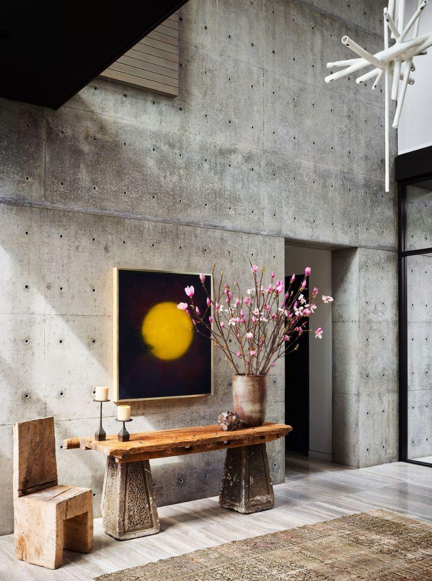 Free entrance at Maria Sharapova's Modern House in LA
