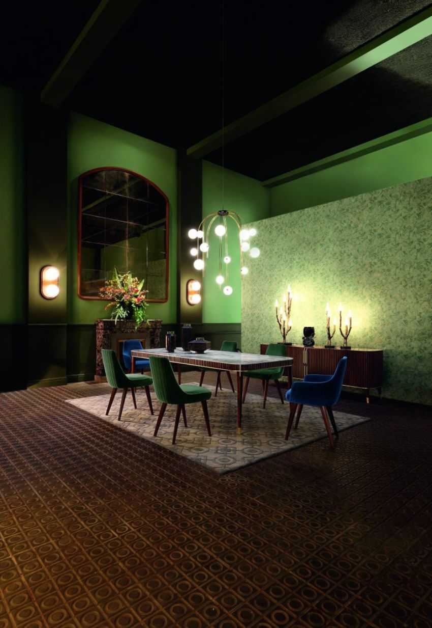 Luxury Chandeliers for a Modern Dining Room: 8 names you need to know