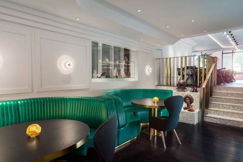 Bronte: A Luxury Restaurant by Tom Dixon