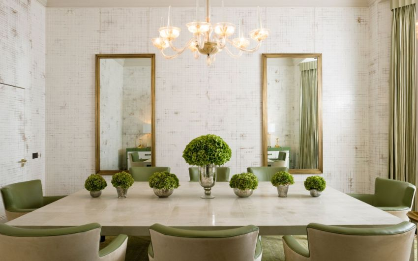 Best Dining Room Designs by David Collins