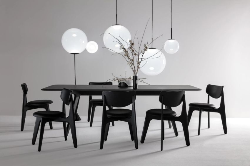 Madelynn Furlong Is Loving These Tom Dixon Chairs (And So Are We)