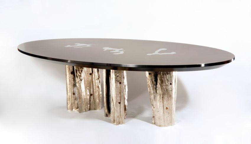 Unique Dining Tables Designed by Top Interior Designers