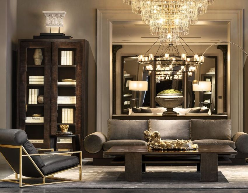 90,000-Square-foot New York City Gallery by Restoration Hardware