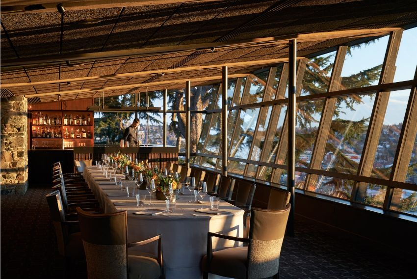 Canlis: The James Beard–Winning Luxury Restaurant