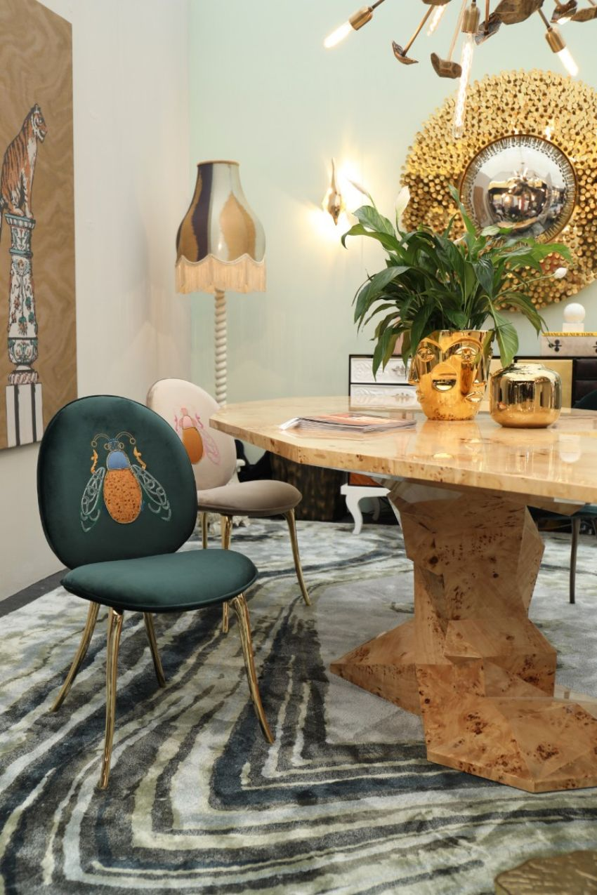 Luxury Dining Tables For Your Modern Dining Room
